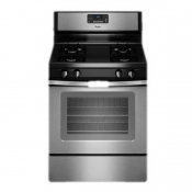 Whirlpool US Free Standing Ranges - Gas Burners