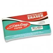 "Sterling 2"" x 4"" Whiteboard Eraser"