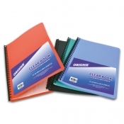 Orions Clear Book - Refillable