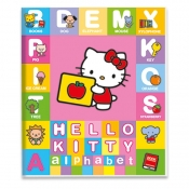 Hello Kitty Writing Basic Strokes