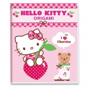 Hello Kitty Origami Activity Book