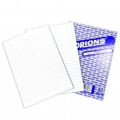 Orions Writing Pad Grade 4