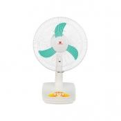 Standard 12″ Plastic blade Desk Fan