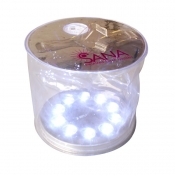 Sana Inflatable Solar Lantern
