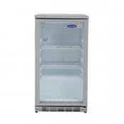 Fujidenzo 3.0 cu. ft. Showcase Upright or Beverage Cooler