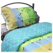 Bed In A Bag Comforter Set - Design 8