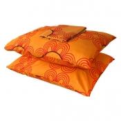 3-pc Bed Sheet Set 60 x 75 Brown