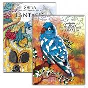 Buy 1 Take 1 OBRA Adult Coloring Book - Set 2