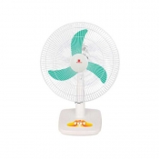 Standard 16″ Plastic blade Desk Fan