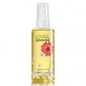 Bath & Body Works Fragrance Mist LOVE & SUNSHINE  Travel Size 3 fl oz / 88 mL