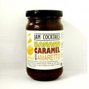 Lickerish Banana Caramel with Amaretto