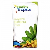 Healthy Tropics Banana Chips w/ Honey