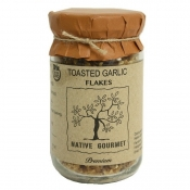 Native Gourmet Toasted Garlic Flakes