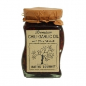 Native Gourmet Chili Garlic Oil Large Size