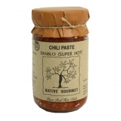 Native Gourmet Diablo Chili Paste Super Hot Large Size