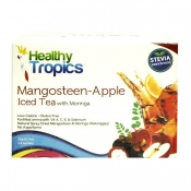 Healthy Tropics Mangosteen-Apple Iced Tea with Moringga (Sweetened with Stevia)