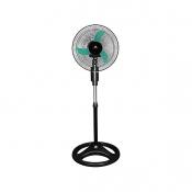 Standard 12″ Plastic blade Stand Fan