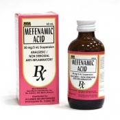 KYLE MED Mefenamic Acid 60ml Syrup