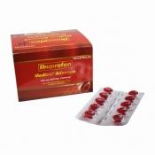 Ibuprofen Medicol Advance 10's 200mg Capsule