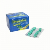 Ibuprofen Advil 10's 200mg Capsule