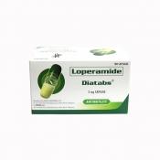 Loperamide Diatabs 4's 2mg Capsule
