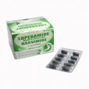 Loperamide Harvimide 10's 2mg Capsule