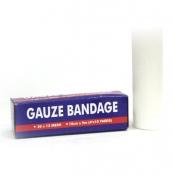 """Gauze Bandage 4""""x10 yards"""