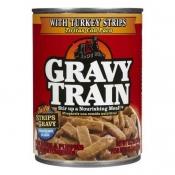 Gravy Train Chunks In Gravy With Chicken 13.2OZ