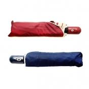 Buy 1 Take 1 Automatic Foldable Umbrella Set 3 (Maroon/Navy Blue)