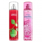 Buy 1 Take 1 Fine Fragrance Mist Bath & Body Works Country Apple & Bourbon Strawberry Vanilla