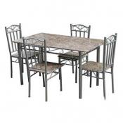 4 SEATER DINING SET CM4626
