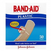 Band Aid Plastic  Strip 50's