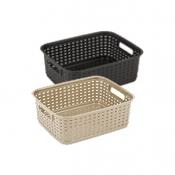 Short Weave Basket