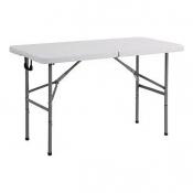 Lerado Fold-In Half Table 4ft