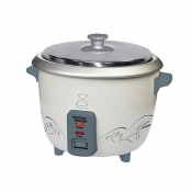 1.0L Rice Cooker With Stainless Cover