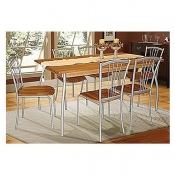 Lauren Dining Table - 6 Seater