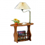 Icons - 1200 with Lamp Magazine Stand
