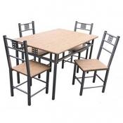 4 SEATER DINING SET HIF2468