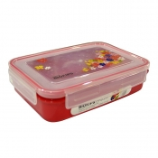 Biokips 1.1L Food Keeper - Red
