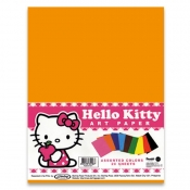 Hello Kitty Construction Paper 20s