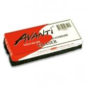 """Avanti 1/2"""" Blackboard / Whiteboard Eraser"""