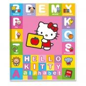 Hello Kitty Writing Basic Strokes