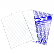 Orions Writing Pad Grade 4