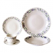 10pc Opal Dinnerware Set