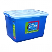 Storage Box Blue 80L