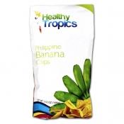 Healthy Tropics Banana Chips w/ Honey