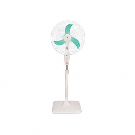 Buy Standard 16″ Banana type plastic blade Stand Fan online at Shopcentral Philippines.