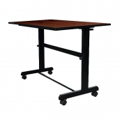 Buy Table Multipurpose Clinton - Wenge online at Shopcentral Philippines.