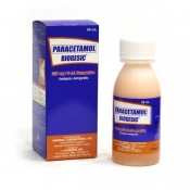 Buy Biogesic 250mg Orange Suspension 60ml  online at Shopcentral Philippines.