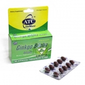 Buy Ginkgo Biloba Dietary Supplement 10's Capsule online at Shopcentral Philippines.